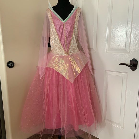 Disney Store Aurora Sleeping Beauty Dres